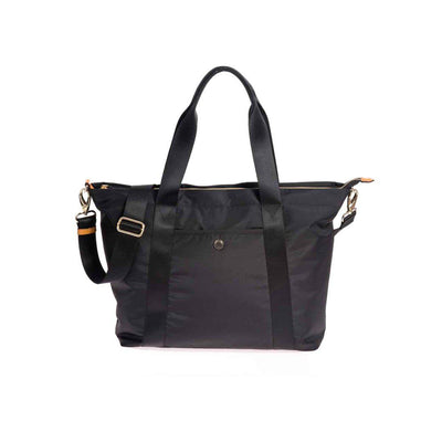 JEM + BEA Lola Changing Bag - Black-Changing Bags- Natural Baby Shower