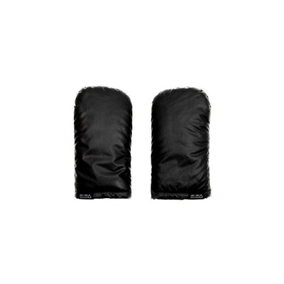 JEM + BEA Stroller Mittens Eco - Black-Gloves & Mittens-Black- Natural Baby Shower