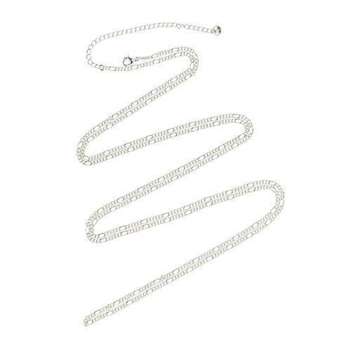 Jewellery - Bola Necklace Chain - Silver