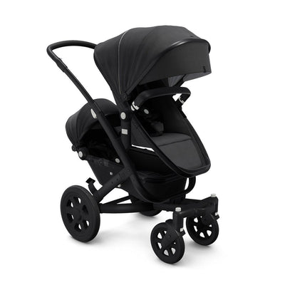 Joolz Geo2 Duo Pushchair - Brilliant Black-Strollers-Brilliant Black- Natural Baby Shower
