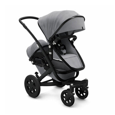 Joolz Geo2 Duo Pushchair - Superior Grey-Strollers-Superior Grey- Natural Baby Shower