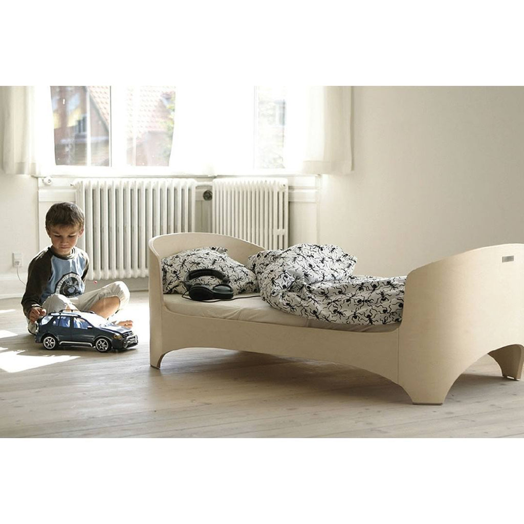 Junior Beds - Leander Junior Bed - Whitewash