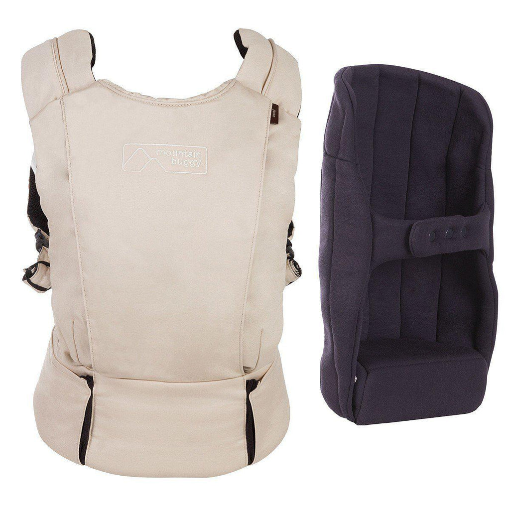 Mountain Buggy - Juno Baby Carrier in Sand