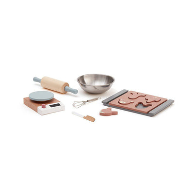 Kid's Concept Baking Set - BISTRO Multi-Play Sets-Multi- Natural Baby Shower