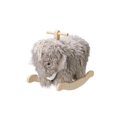 Kid's Concept Rocking Horse - NEO Mammoth-Ride-on & Rockers-Mammoth- Natural Baby Shower