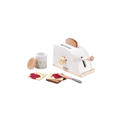 Kid's Concept Toaster - BISTRO Natural-Play Sets-Natural- Natural Baby Shower
