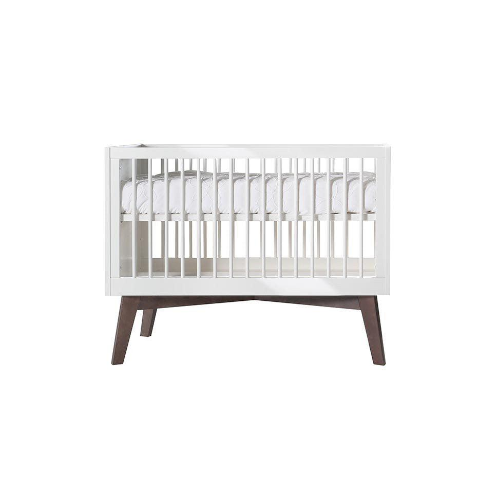Cot Beds - Kidsmill Sixties Pine High Gloss Cot