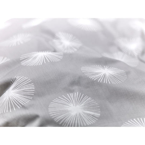 Leander Baby - Junior Bed Bedding 100x140 - Light Grey
