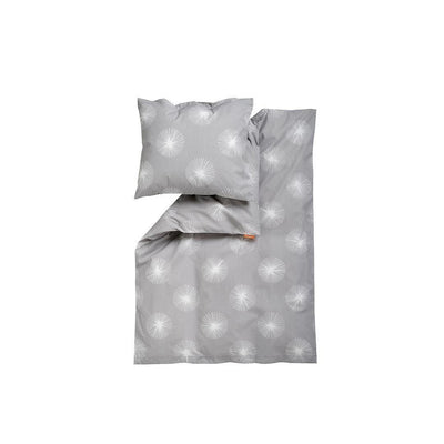 Leander Baby Bedding 70x100 - Light Grey-Bedding Sets-Light Grey- Natural Baby Shower