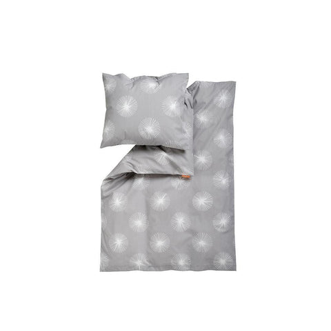 Leander Baby - Junior Bed Bedding 70x100 - Light Grey