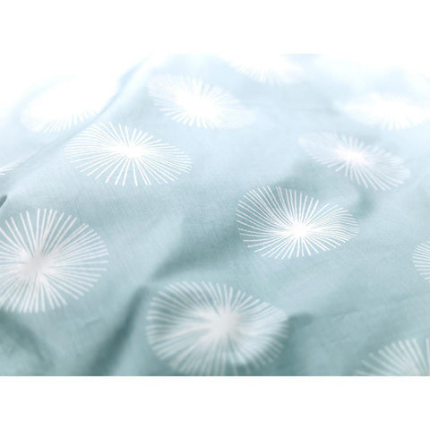 Leander Baby - Junior Bed Bedding 100x140 - Misty Blue