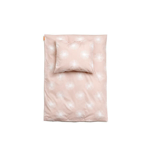 Leander Baby - Junior Bed Bedding 100x140 - Soft Pink