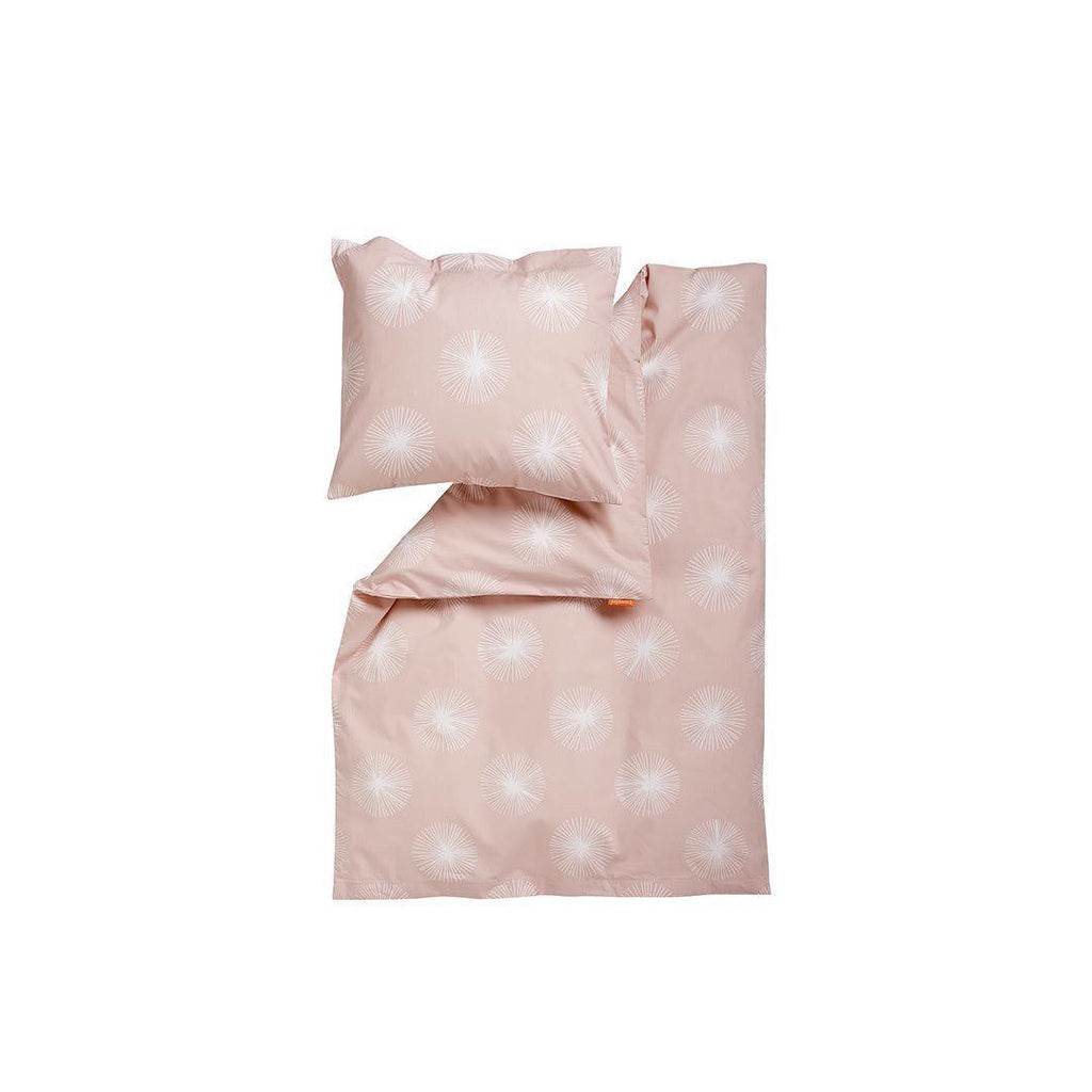 Leander Baby - Junior Bed Bedding 70x100 - Soft Pink-Bedding Sets-Soft Pink- Natural Baby Shower