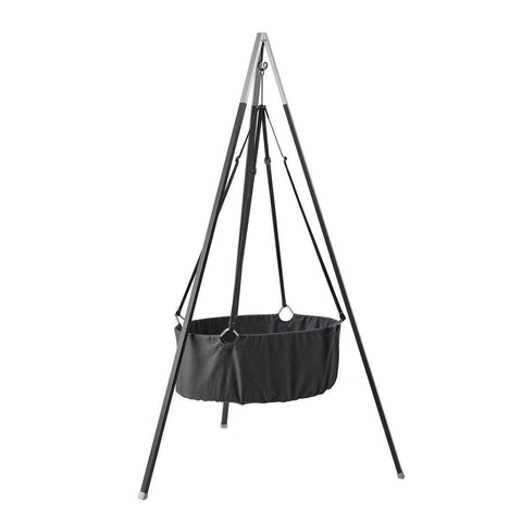 Cradles & Hammocks - Leander Cradle With Mattress, Hook And Stand