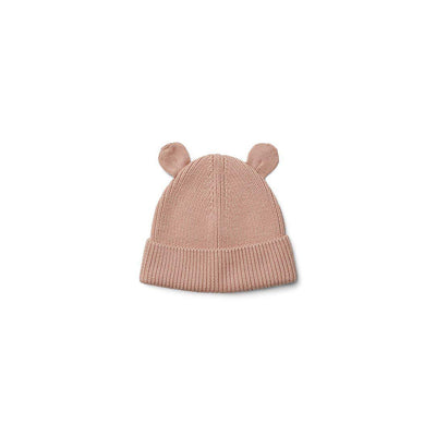 Liewood Gina Beanie Hat - Rose-Hats- Natural Baby Shower