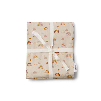 Liewood Ingeborg Junior Bedding - Rainbow Love Sandy-Bedding Sets- Natural Baby Shower