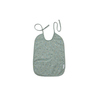 Liewood Lai Bib - Confetti - Peppermint Multi Mix-Bibs-Confetti Peppermint Multi Mix- Natural Baby Shower