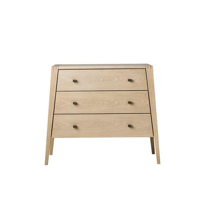 Linea by Leander Dresser - Solid Oak-Dressers & Chests- Natural Baby Shower