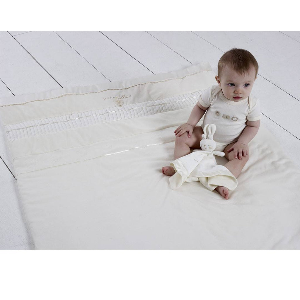 Natures Purest Quilt - Pure Love - Sheets & Bedding - Natural Baby Shower