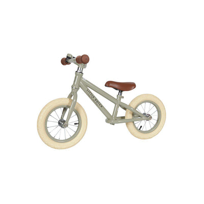 Little Dutch Balance Bike - Olive-Bikes & Scooters- Natural Baby Shower