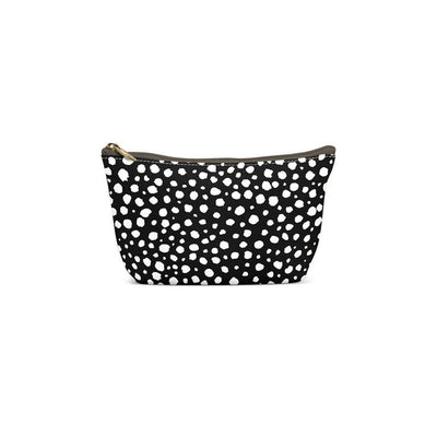 Mama Shack Changing Bag Pouch - Black Spotty-Changing Bag Accessories- Natural Baby Shower