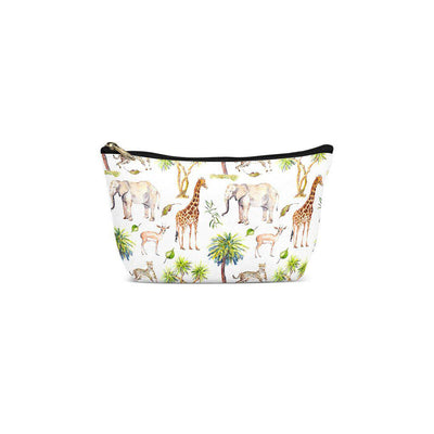Mama Shack Changing Bag Pouch - Wild Safari-Changing Bag Accessories- Natural Baby Shower