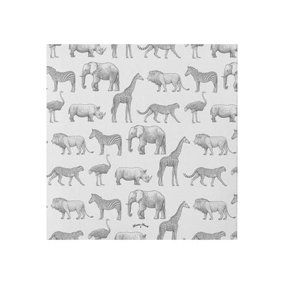 Mama Shack Splash Mat - Safari-Kitchen Accessories- Natural Baby Shower