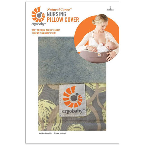 Ergobaby Natural Curve Nursing Pillow Cover - Maternity Cushion - Natural Baby Shower