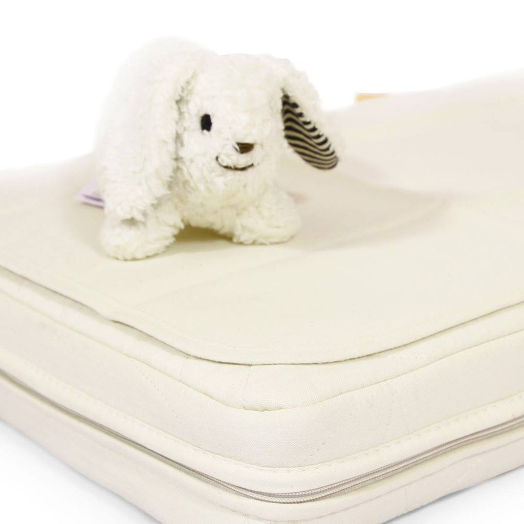Mattress Protectors - The Little Green Sheep - Organic Mattress Protector - Stokke Mini Crib 60x75cm