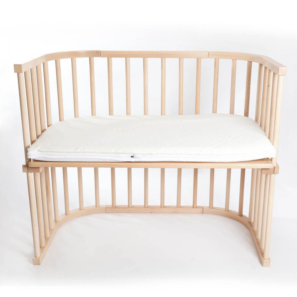BabyBay Convertible - Foam Mattress with Bamboo Cover-Mattresses-Default- Natural Baby Shower