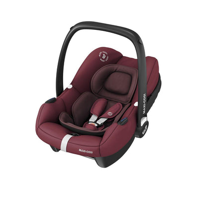 Maxi-Cosi Tinca i-Size Car Seat - Essential Red - 2020-Car Seats- Natural Baby Shower