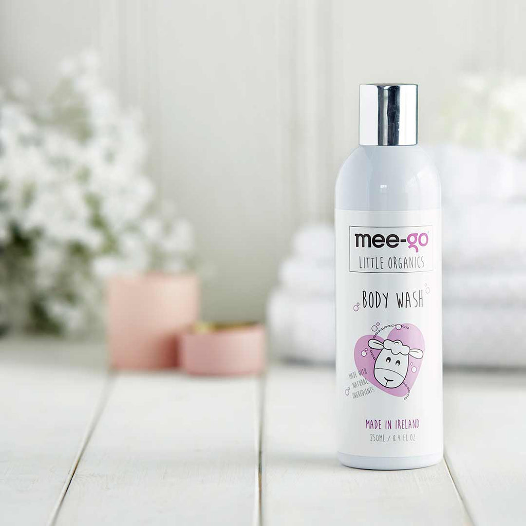 mee-go Little Organics Natural Body Wash 1