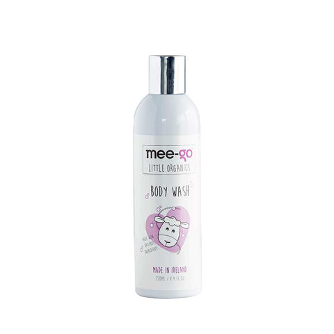 mee-go Little Organics Natural Body Wash