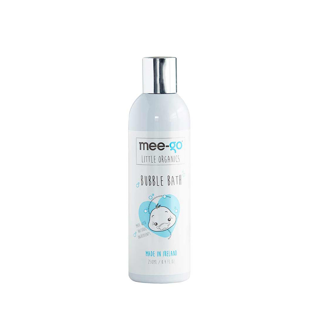 mee-go Little Organics Natural Bubble Bath-Baby Skincare- Natural Baby Shower