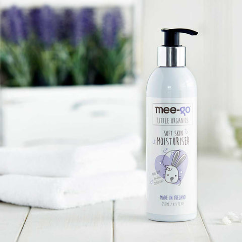 mee-go Little Organics Natural Soft Skin Moisturiser 1