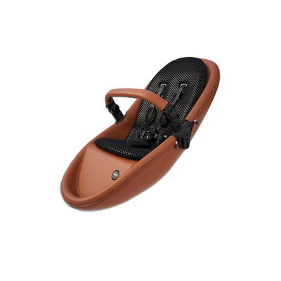 Mima Xari Seat Pod - Camel Flair-Stroller Seats- Natural Baby Shower