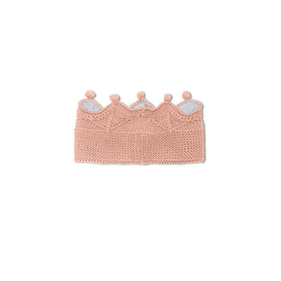 MINI A TURE Cinni Headband - Cameo Rose-Headbands- Natural Baby Shower
