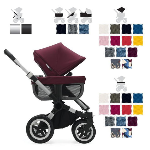 Bugaboo Donkey2 Mono Stroller - Create and Buy