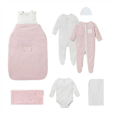 MORI My First Set - Stardust-Clothing Sets-Stardust-0-3m- Natural Baby Shower