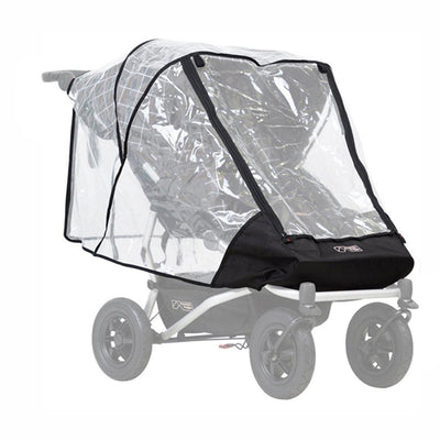 Mountain Buggy Duet V3 Double Storm Cover-Raincovers- Natural Baby Shower