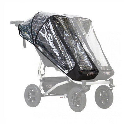 Mountain Buggy Duet V3 Single Storm Cover-Raincovers- Natural Baby Shower