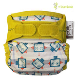 Nappies - Close Pop-in NewGen V2 Nappy - Bamboo - Robot