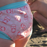 Nappies Swim - Close Pop-in Swim Nappy - Russian Doll