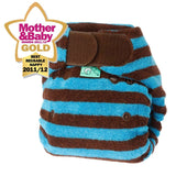 Nappies - TotsBots Bamboozle Stretch - Splosh Stripe - Size 1