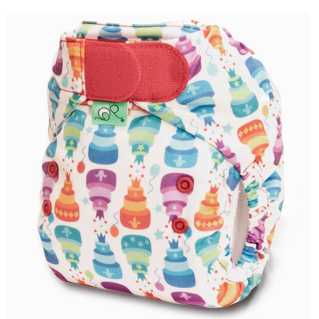 Nappies - TotsBots EasyFit Binky - Birthday