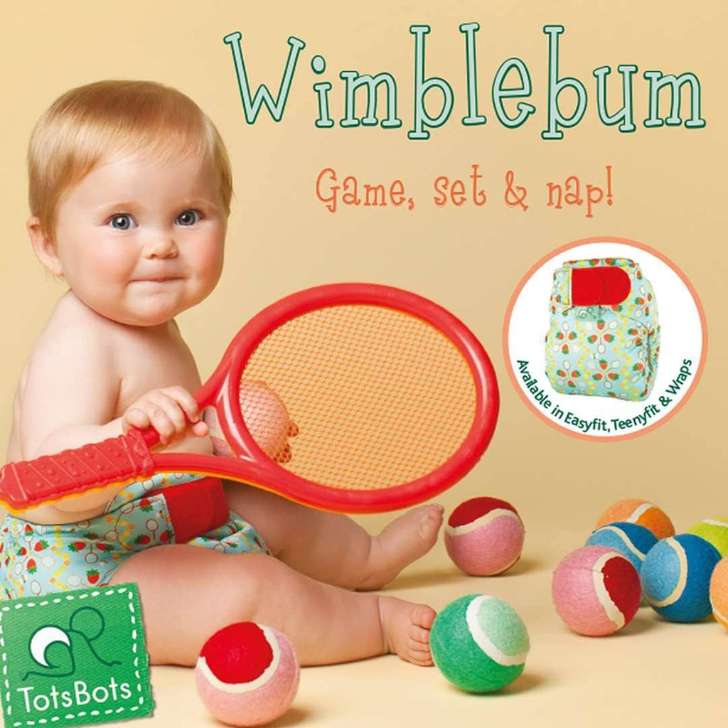 Nappies - TotsBots EasyFit Binky - Wimblebum (Limited Edition)