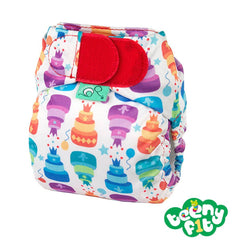 Nappies - TotsBots TeenyFit Binky - Birthday
