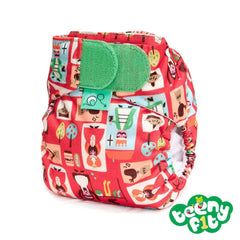 Nappies - TotsBots TeenyFit Binky - Sixpence