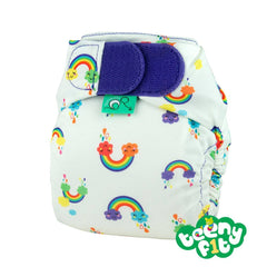 Nappies - TotsBots TeenyFit Binky - Treasure