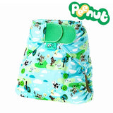 Nappy Wraps - TotsBots PeeNut Wrap - Hey Diddle